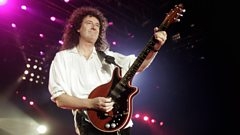 Brian May chats with Radcliffe and Maconie
