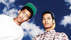 Hottie of the Week - Jordan from Rizzle Kicks