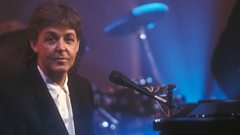 Sir Paul McCartney enters Michael Ball's Singers Hall of Fame