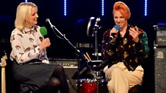 La Roux interview: 6 Music Live October 2014