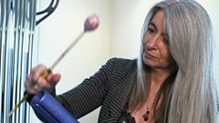 Evelyn Glennie: My percussion top tips