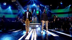 Tinie Tempah - Pass Out (feat. Labrinth) (Later Archive 2010)