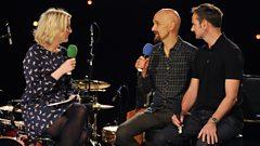 James interview: 6 Music Live October 2014