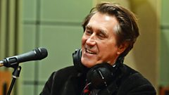 Bryan Ferry in conversation with Dermot O'Leary