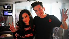 Charli XCX does Happy Hardcore FM with Grimmy