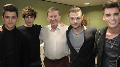 Union J Live in Session