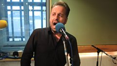 Alfie Boe Live in Session