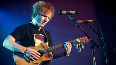 Ed Sheeran's Thinking Out Loud is Number 1