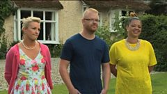 Bbc Two The Great Interior Design Challenge Series 2 Medieval