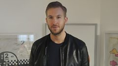 Calvin Harris chats to Steve Wright