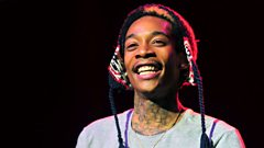 Wiz Khalifa - Interview