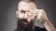 Watch Scroobius Pip's 'Library' Poem