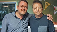 Guy Garvey in conversation with Simon Mayo