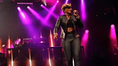 Mary J Blige joins Annie Mac