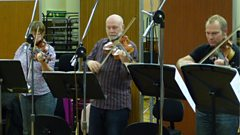 Brett Dean on Violas