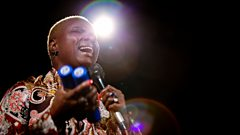 Angelique Kidjo sings Tombo