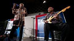 Angelique Kidjo sings Agolo