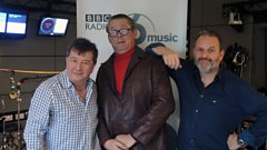 John Shuttleworth joins Radcliffe and Maconie