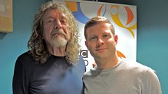 Robert Plant - Interview