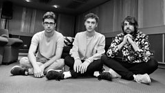 Years & Years session for Huw Stephens