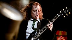 Angus Young of AC/DC - Interview