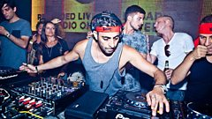 Darius Syrossian - Club Scouts - Sankeys