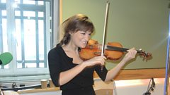 Nicola Benedetti Live in Session