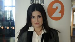 Steve Wright chats to Idina Menzel