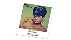 History of Women in Funk & Soul: Carla Thomas