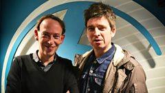 Noel Gallagher joins Steve Lamacq