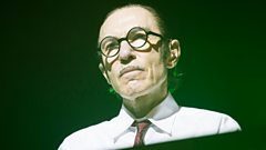 Ron Mael of Sparks speaks to Radcliffe and Maconie