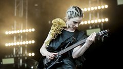 St Vincent introduces her Wise Gift track