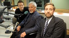 Tom Jones and Ricky Wilson of The Voice - Interview