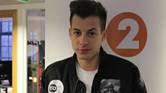 Mark Ronson chats to Chris about sampling and working with Amy Winehouse