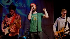 The Phantom Band - Clapshot (Live at Celtic Connections 2015)