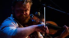 The Alan Kelly Gang - The Snow Reels (Live at Celtic Connections 2015)