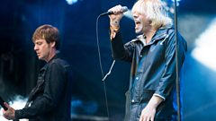 The Charlatans in conversation with Radcliffe and Maconie