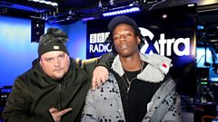 Charlie chats to Joey Bada$$