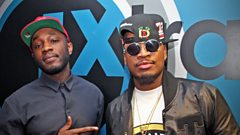 Ne-Yo chats to Twin B