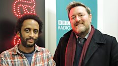 Elbow chat to Radcliffe and Maconie