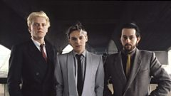 Heaven 17's Glenn Gregory and Martyn Ware join Mark and Stuart