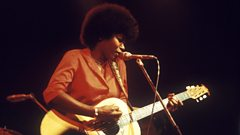 Joan Armatrading talks to Simon Mayo about her world tour