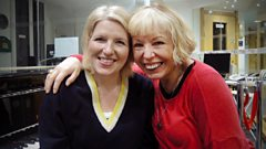 Barb Jungr chats to Clare Teal