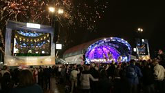 BBC Proms - Musicals at Proms in Hyde Park