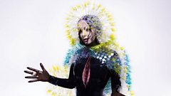 Bjork joins Jo Whiley for a chat