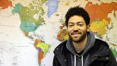 Taylor McFerrin's turn to Take 5