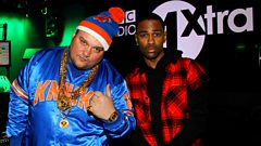 Big Sean joins Charlie Sloth