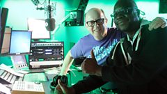 Mad Professor chats to David Rodigan