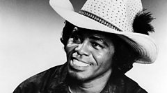 James Brown is inducted in to Michael Balls Singers Hall of Fame