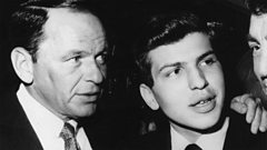 Frank Sinatra Jr talks to Simon Mayo about his father's legacy